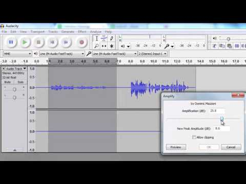 How To Install and Use Audacity in 20 minutes