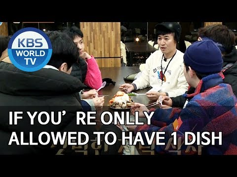 Download If you're only allowed to have one dish for 6 people 2 Days & 1 Night Season 4/ENG/2020.01.19 Mp4 baru