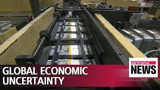 Uncertainty in global economy soars to highest level since March 2017