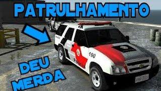 TENTOU DAR FUGA  E DEU RUIM (GTA SAN) Mod polícia#1