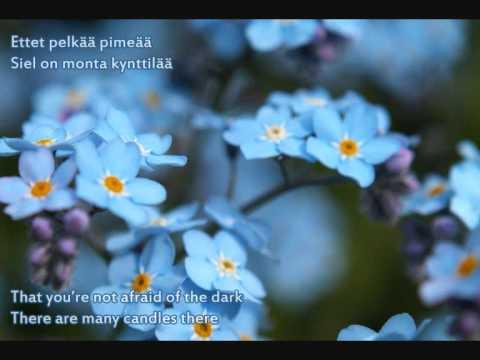 Johanna Kurkela Prinsessalle Lyrics
