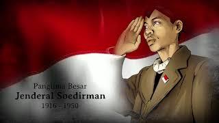 Gugur Bunga - Mengenang jenderal Soedirman (by Idris Sardi)