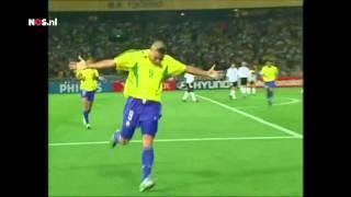 WK-finale 2002: Brazilië - Duitsland   WK Voetbal 2014
