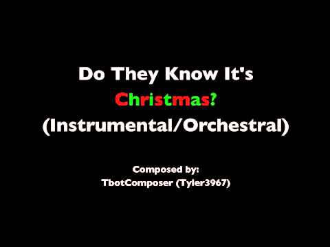 Do They Know It's Christmas? (Instrumental/Orchestral)