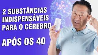 A MELHOR SUBSTÂNCIA PARA SEU CÉREBRO APÓS 40 ANOS