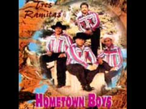 The  Hometown  Boys  -  Tres  Ramitas
