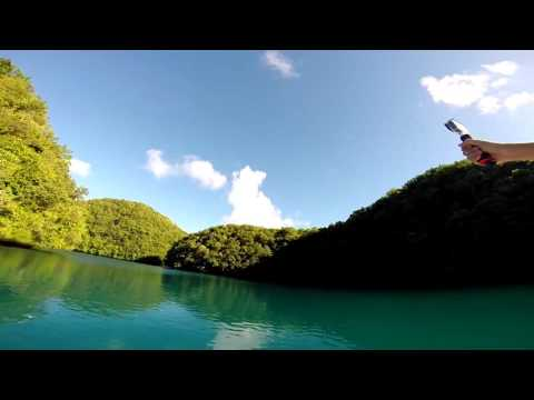 Palau Rock Islands Boat Tour