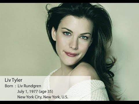 Actress Liv Tyler movi... Liv Tyler Movies Youtube
