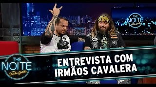 The Noite (12/09/14) - Entrevista com os Irmãos Cavalera