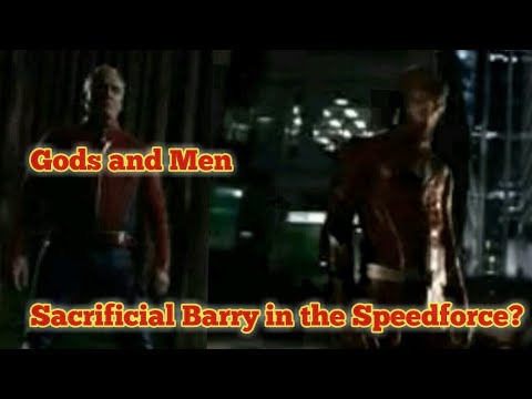 Jay Garrick and The Flash: Gods and Men