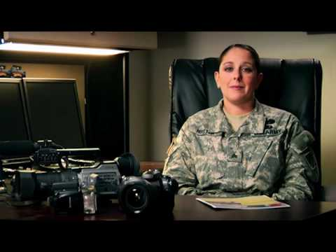 An inside look at the Army MOS 46Q - Public Affairs Specialist
