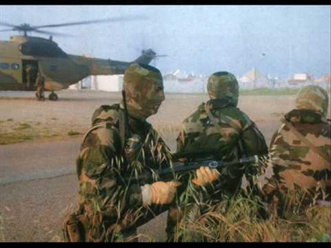 Chant Commando Parachutiste Marche Du 1 Er Commando De