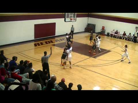 PART 7 Girls Redlands Community College Vs. Connors State 2014-2015