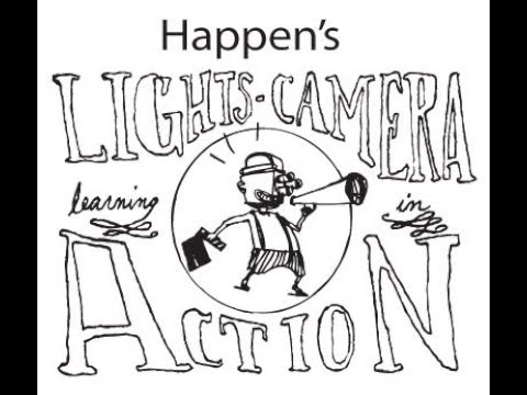 Happen's lights, camera, learning in action - 2013 The sisters and the magic spindle