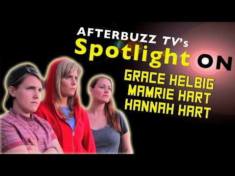 Grace Helbig, Mamrie Hart, Hannah Hart Interview | AfterBuzz TV's ...