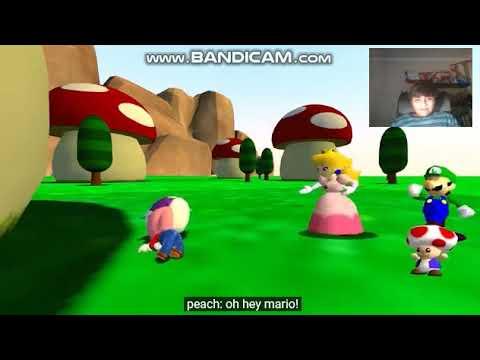 Reaccionando a: Stupid Super Mario 3D World