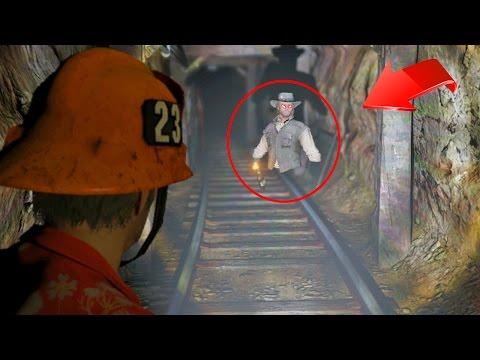 NO JUEGUES GTA 5 A LAS 3 A.M!.. (Fantasma en las minas)