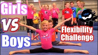 best flexibility and gymnastics