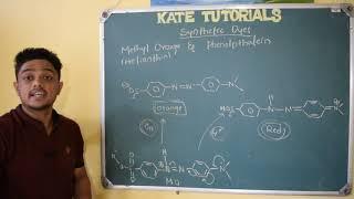 2 Methyl Orange & Phenolpthalein (their synthesis & working) |Acid Base Indicator |Synthetic Dyes