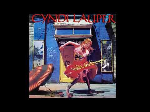 Cyndi Lauper ~ Girls Just Want To Have Fun 1983