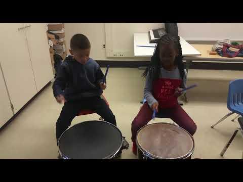 Manzanita Community students showcase their original beat
