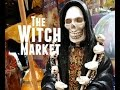 We Went to a Witch Market!