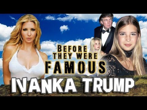 IVANKA TRUMP - Before They Were Famous - BIOGRAPHY