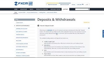 How to Deposit by Bank Wire