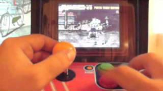 Neo Pocket Arcade TESTING