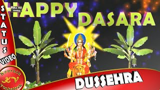 Happy Dasara 2020, Dussehra Wishes,WhatsApp Video Download,Greetings,Animation,Messages,HD Images