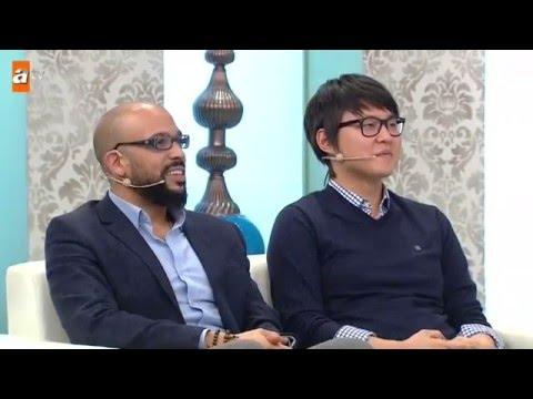 Prof. Dr. Nihat Hatipoğlu Antonio Stokes Ve Chaby Han'a İslamiyeti Anlatıyor