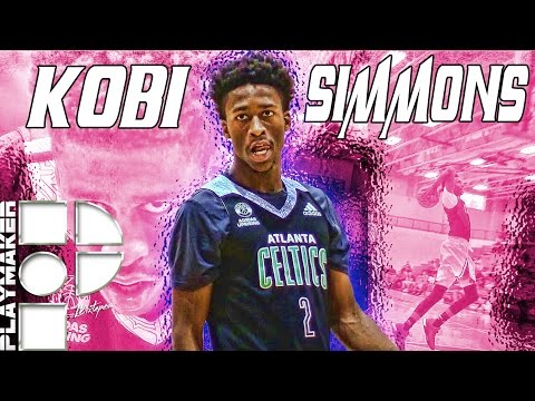 Kobi Simmons makes it Look Too Easy! Official Summer Mixtape!