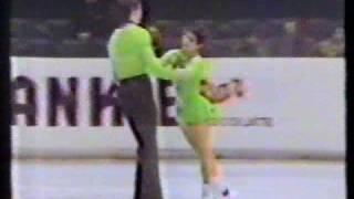 Irina Rodnina & Alexander Zaitsev - 1977  Europeans LP