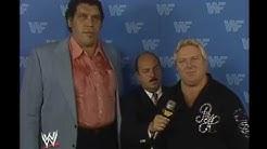 "Best Promos- Bobby Heenan ""You Had a Good Run, Hogan"""