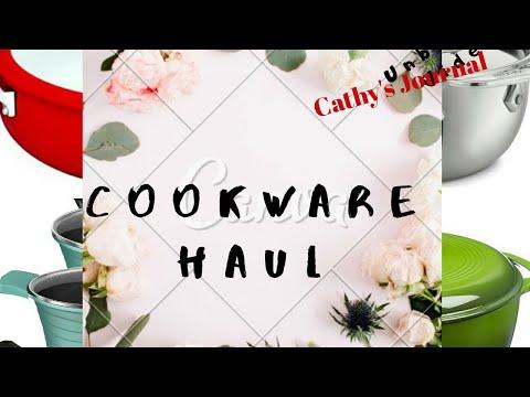 my-cookware-haul