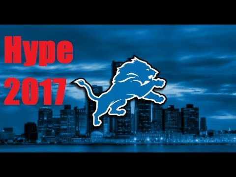 Detroit Lions 2017 Hype video (HD)