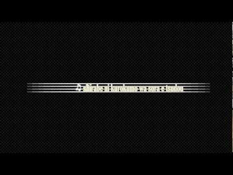 [Aegisub]Effect #8 Musical Scale/Escala Musical