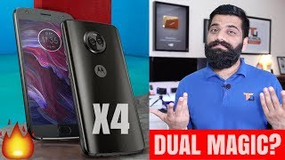 Motorola Moto X4 - Back in form My Opinions..