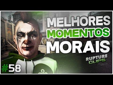 #58 MORAIS: TWITCH MELHORES MOMENTOS