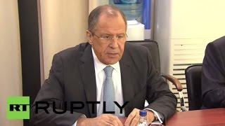 LIVE: Russian FM Lavrov meets with Luxembourg's FM Asselborn in Moscow - English audio