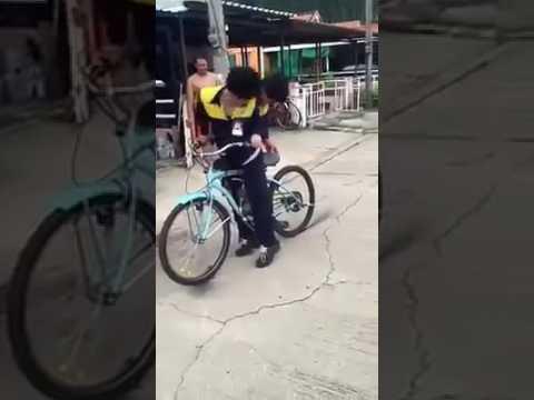 จักรยาน สายเบริน ที่ ฉะเชิงเทรา