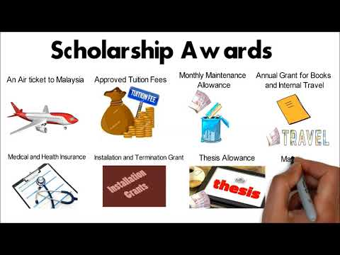 Malaysian Scholarship 2018 For the Post Graduation students