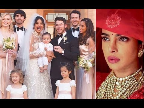 More Pictures From Priyanka Chopra-Nick Jonas' Wedding Celebration