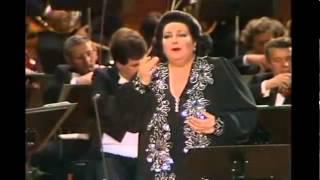 O Mio Babbino Caro by Amira Willighagen, Maria Callas and Montserrat Caballé