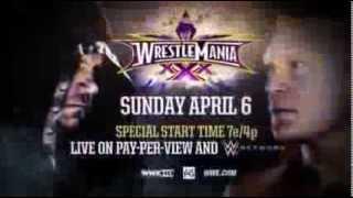 Undertaker vs Brock Lesnar WrestleMania 30 Promo #1