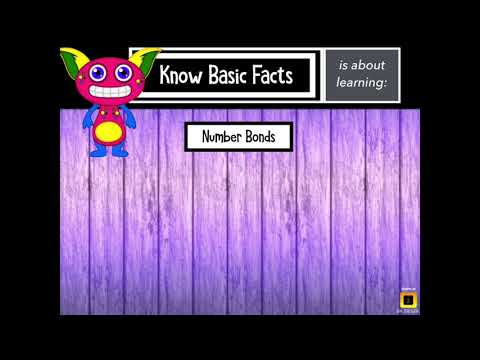 Know Basic Facts - Maths Hub for Learner Agency