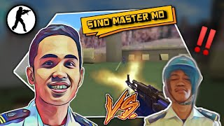 Buckethead vs Baliwag -1 vs 1 / Deathmatch / Counter Strike Extreme (Major to Boi !)