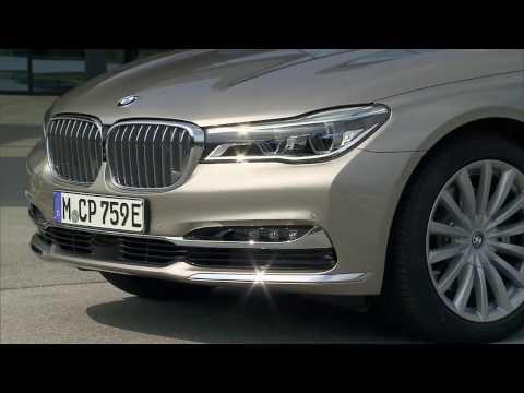 BMW 740Le iPerformance - hybridul cu 326 CP și autonomie 45 km