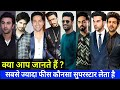 Descargar música de Bollywood Superstar Fees  Ranbirranveershahidvaruntigervicky Kaushalrajkumarkartik Aryan gratis