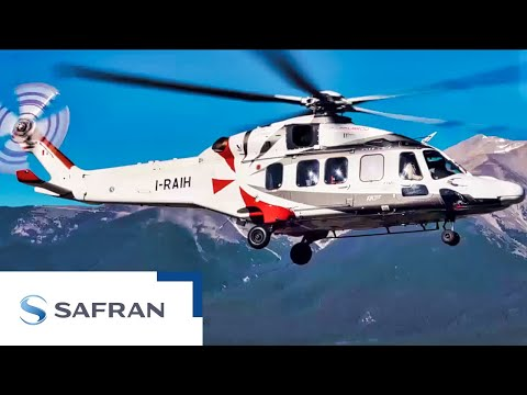 Safran Aneto helicopter engine range